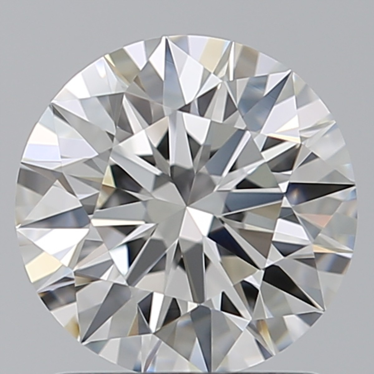 1.27 Carat Round Brilliant Diamond (F/IF)