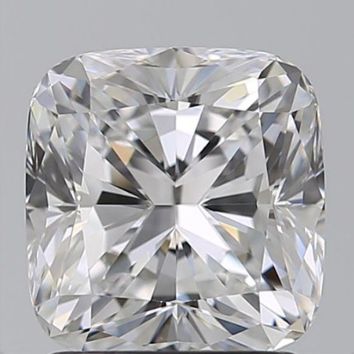 1.70 Carat Cushion Brilliant Diamond (D/VVS1)