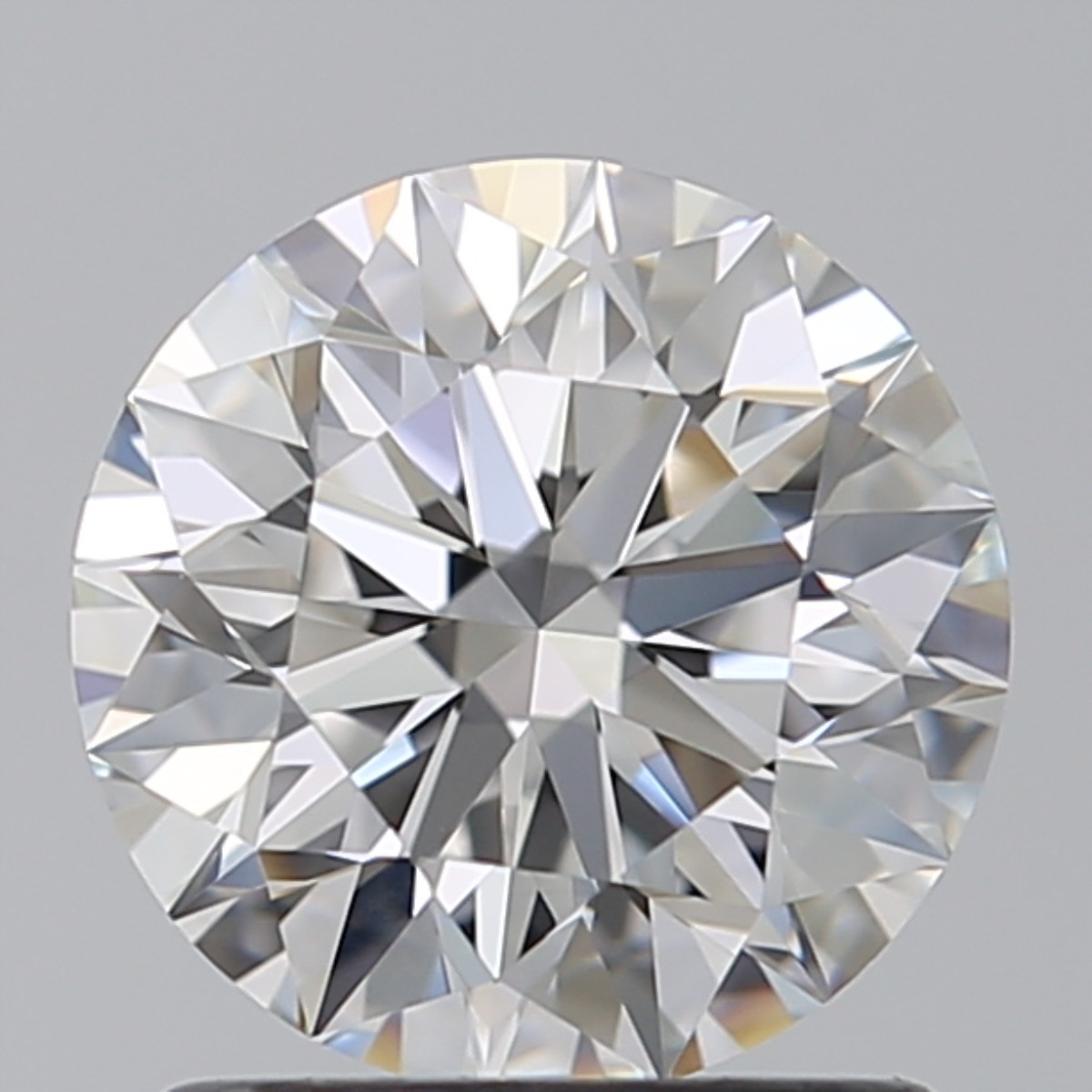 1.21 Carat Round Brilliant Diamond (E/FL)