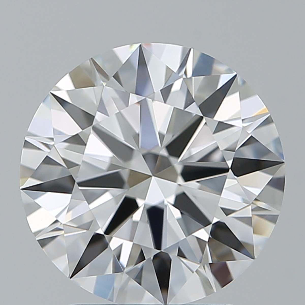 2.33 Carat Round Brilliant Diamond (E/VVS2)