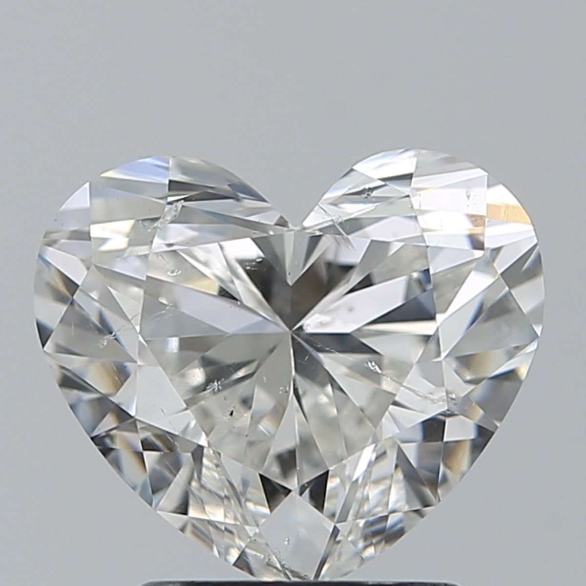 2.13 Carat Heart Diamond (H/SI2)
