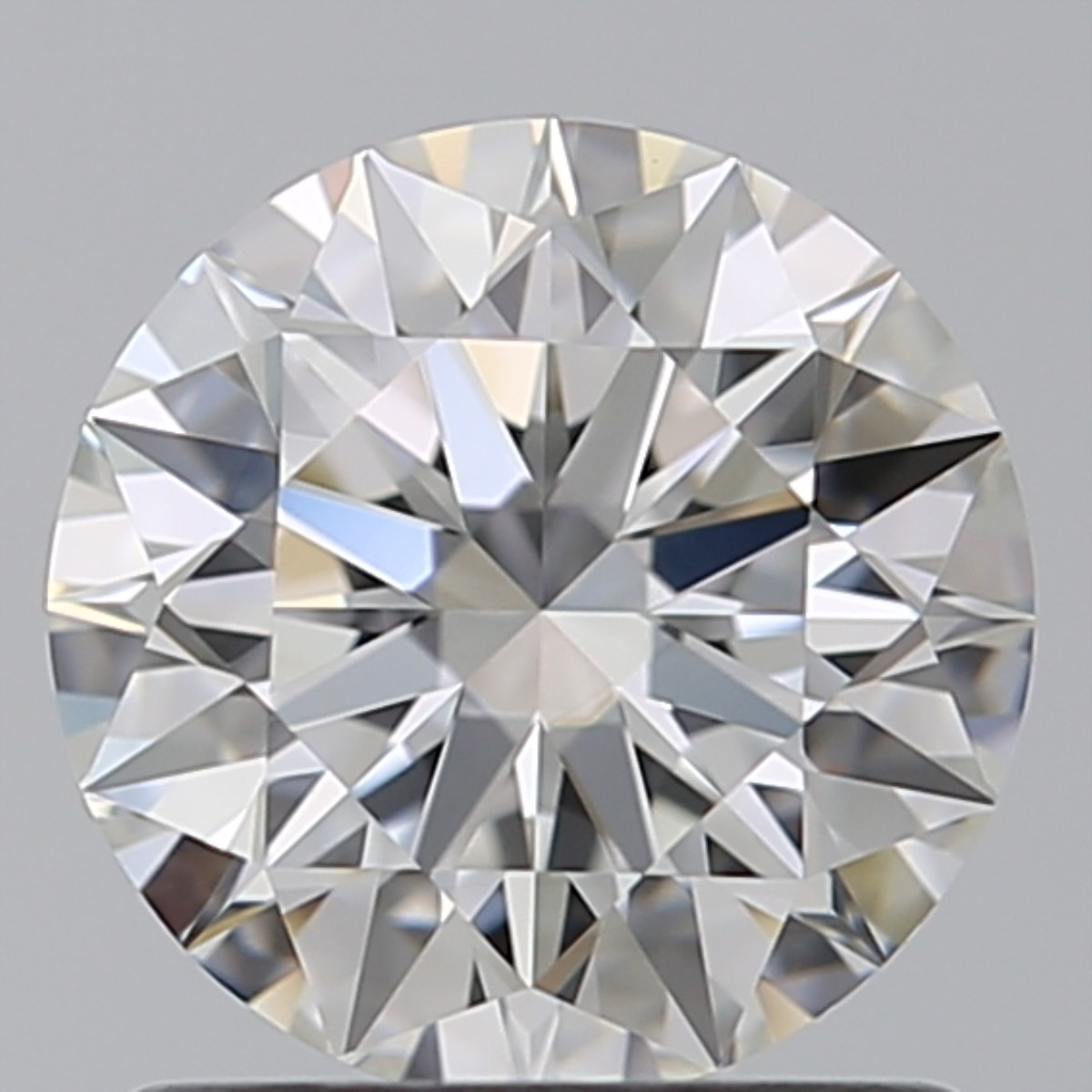 1.07 Carat Round Brilliant Diamond (E/VVS2)