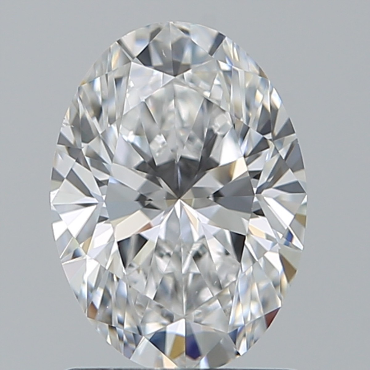 1.20 Carat Oval Diamond (D/VS1)