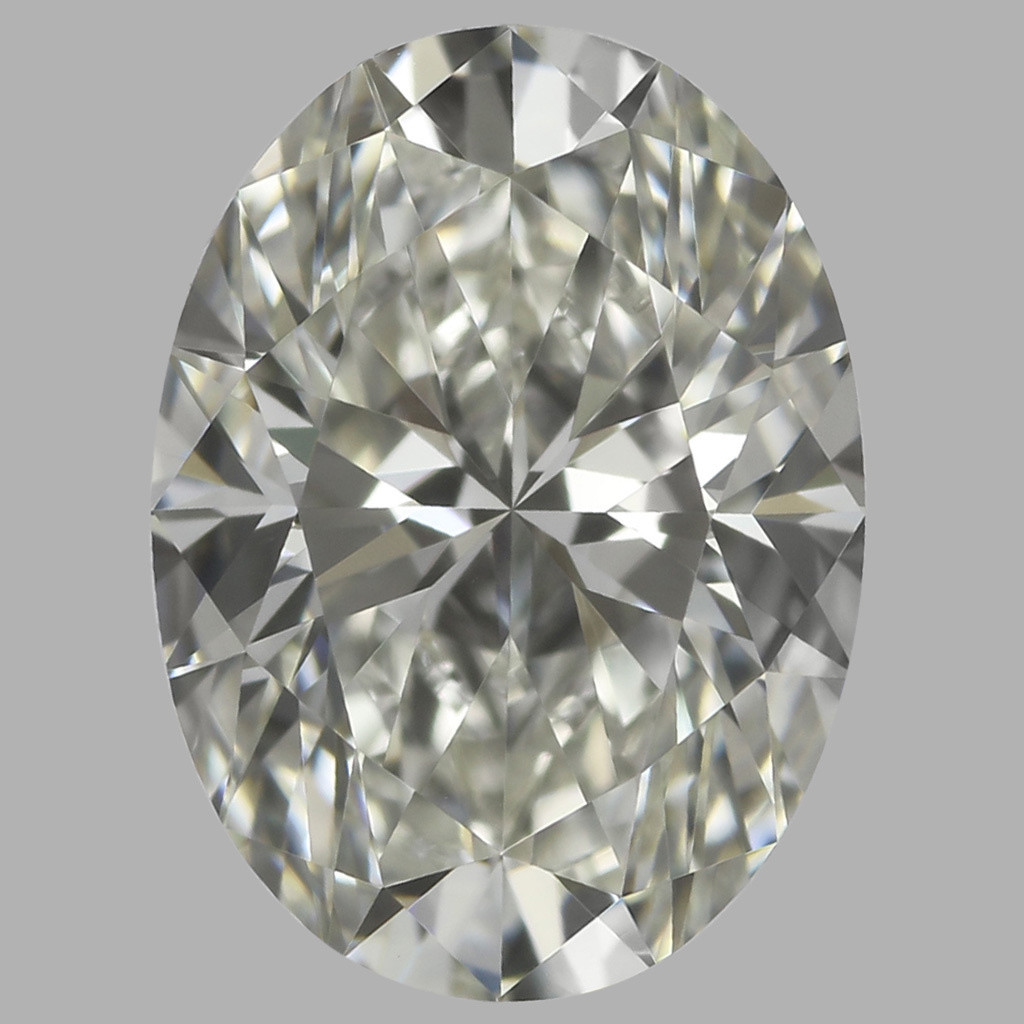 0.81 Carat Oval Diamond (J/VVS1)
