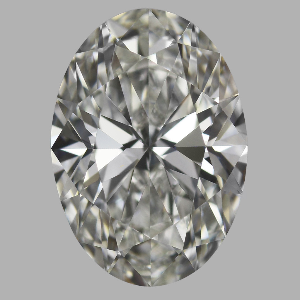 0.82 Carat Oval Diamond (G/IF)