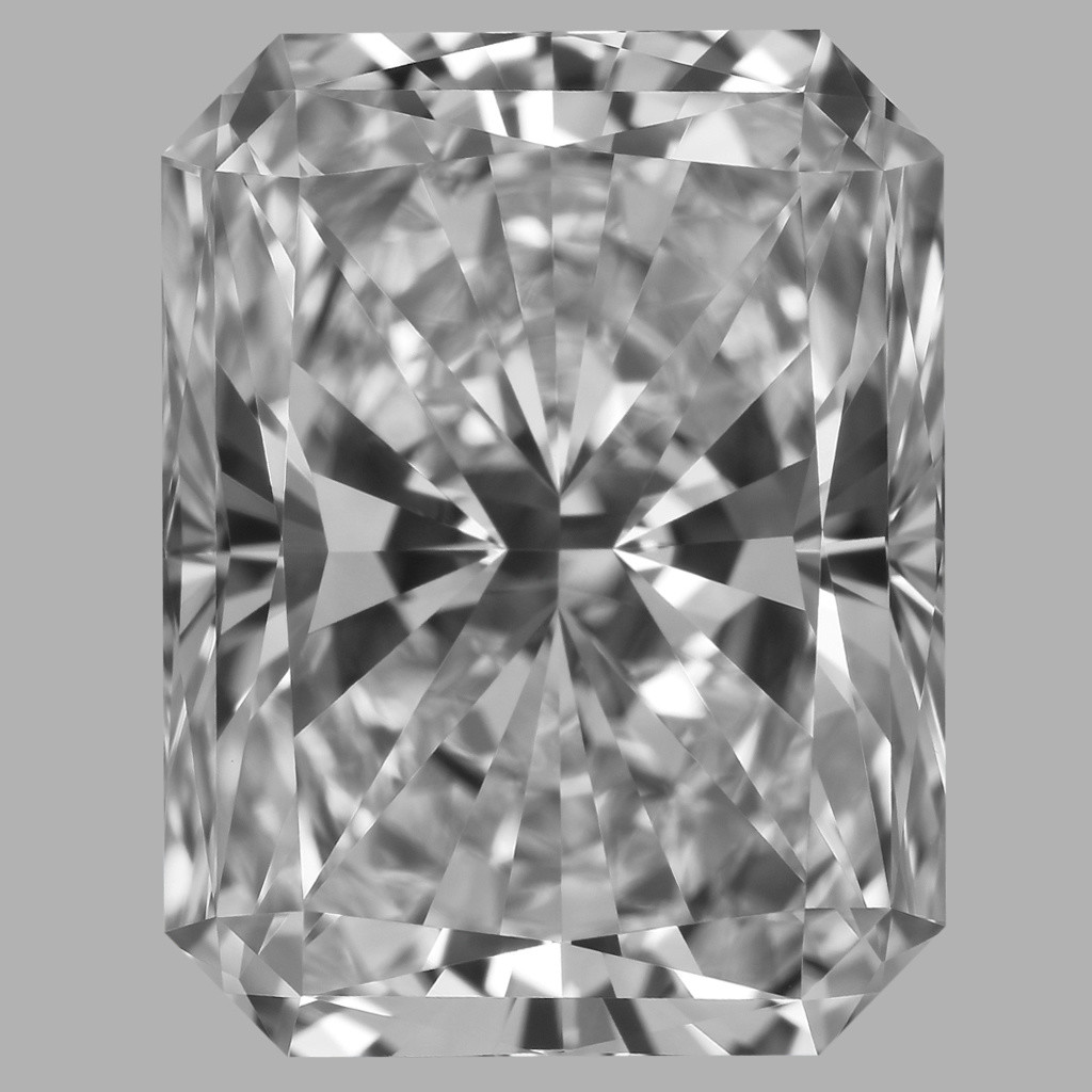 3.02 Carat Radiant Diamond (F/VVS1)
