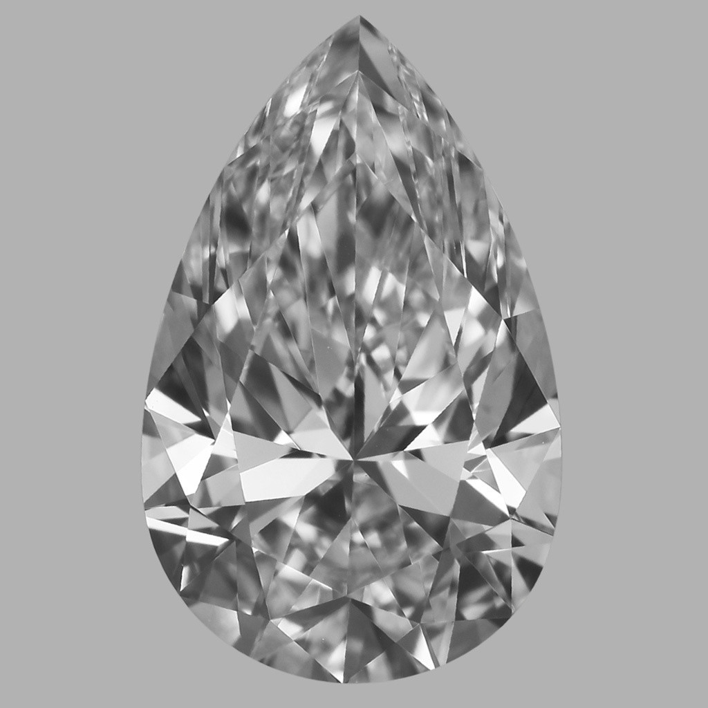 1.01 Carat Pear Diamond (F/VVS1)