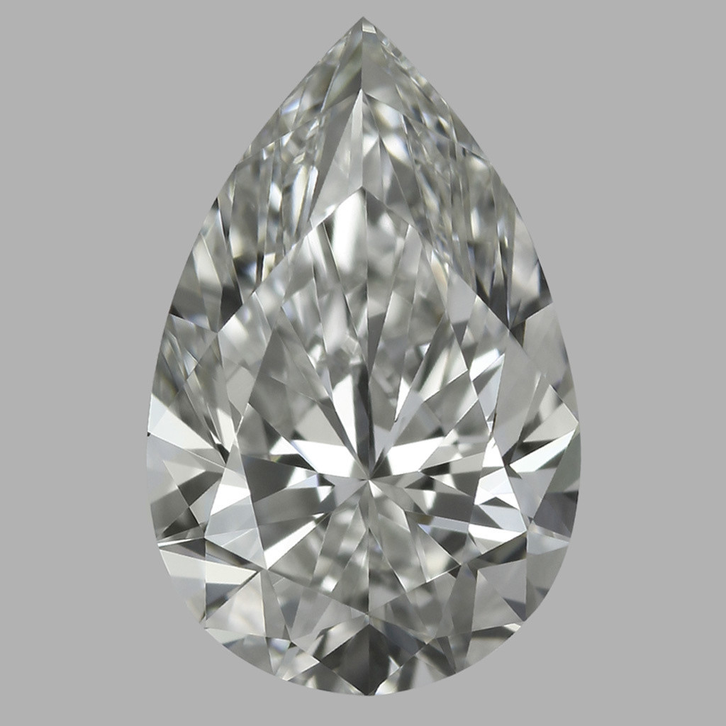0.75 Carat Pear Diamond (H/VVS2)
