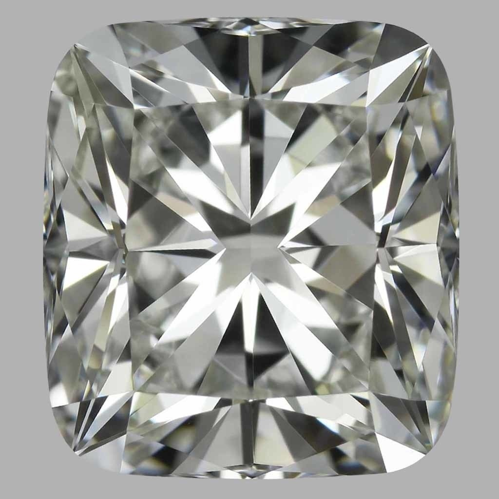 2.51 Carat Cushion Diamond (H/VVS2)