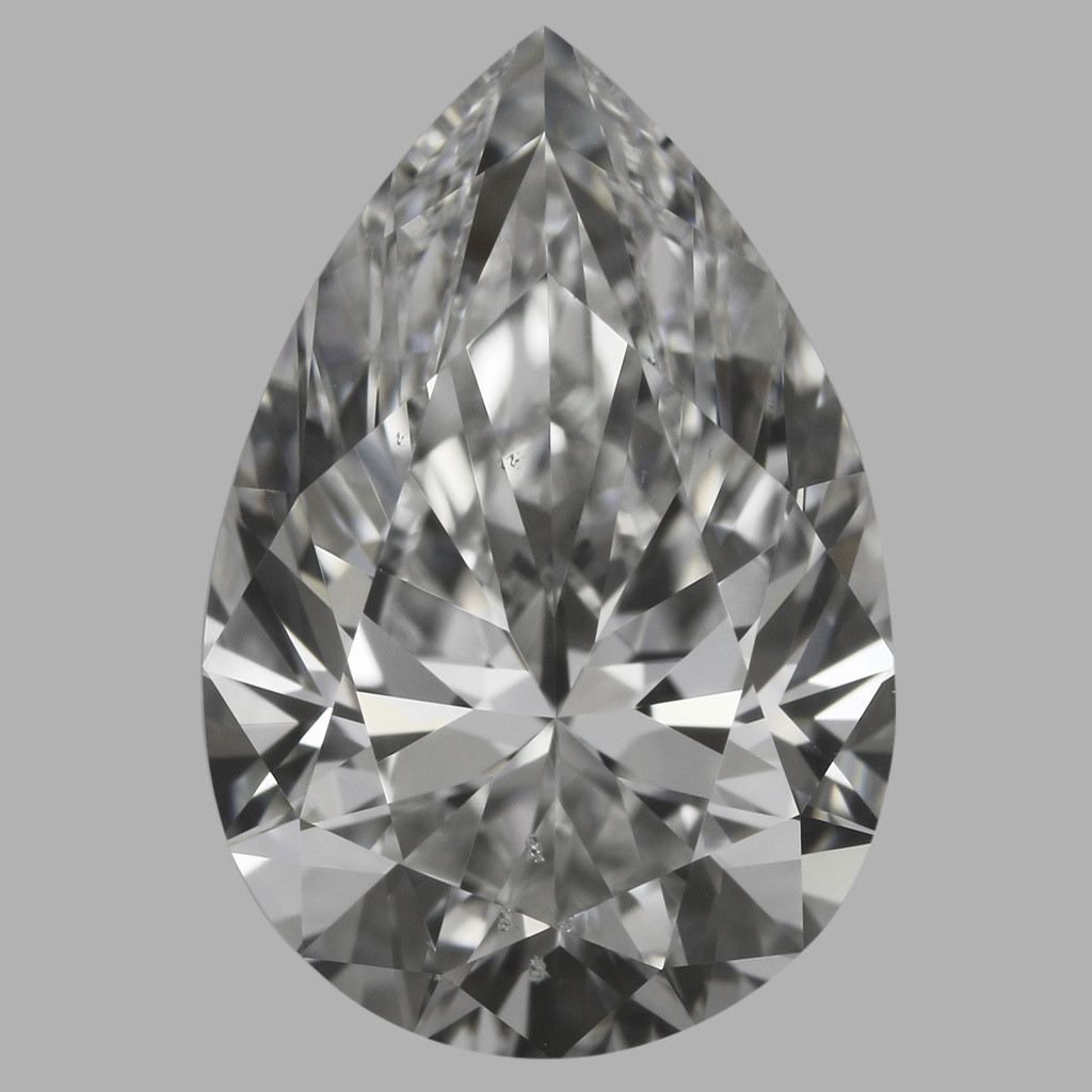 2.00 Carat Pear Diamond (F/SI1)