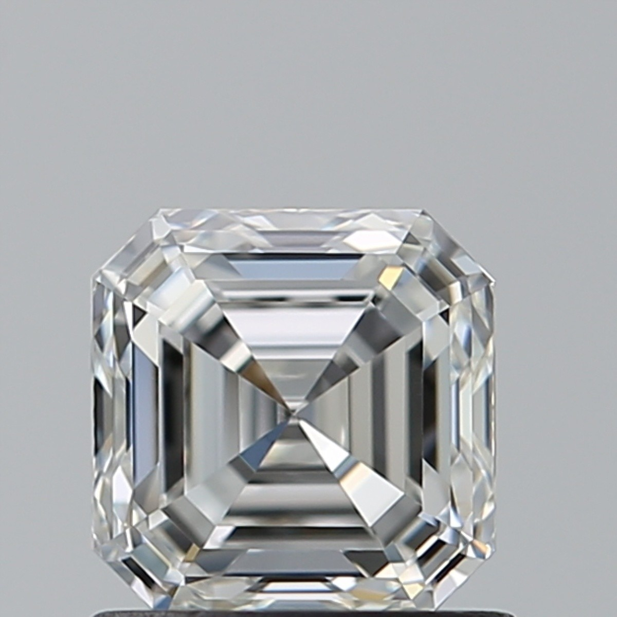 1.01 Carat Asscher Diamond (G/IF)