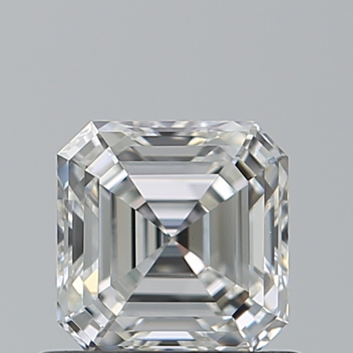 0.75 Carat Asscher Diamond (G/VS1)