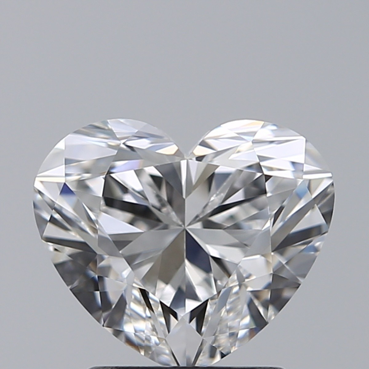 1.71 Carat Heart Diamond (D/IF)