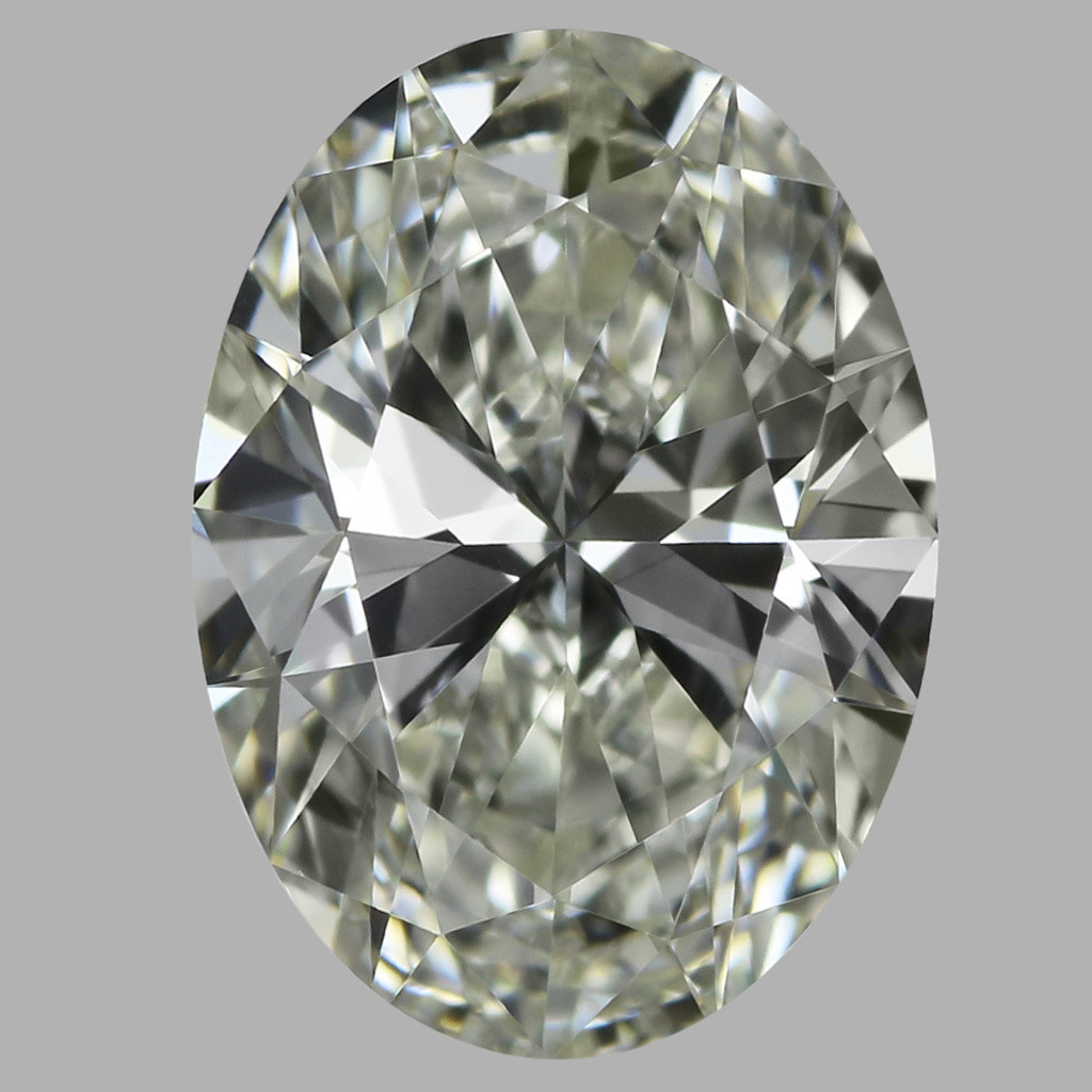 0.75 Carat Oval Diamond (J/VVS1)