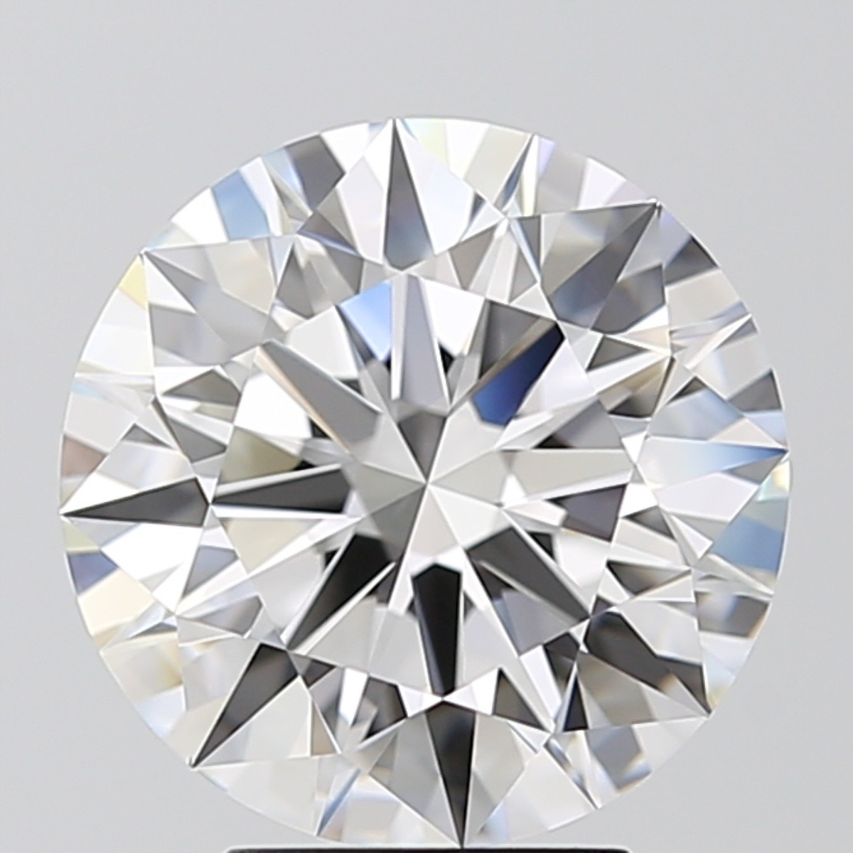 3.56 Carat Round Brilliant Diamond (D/FL)