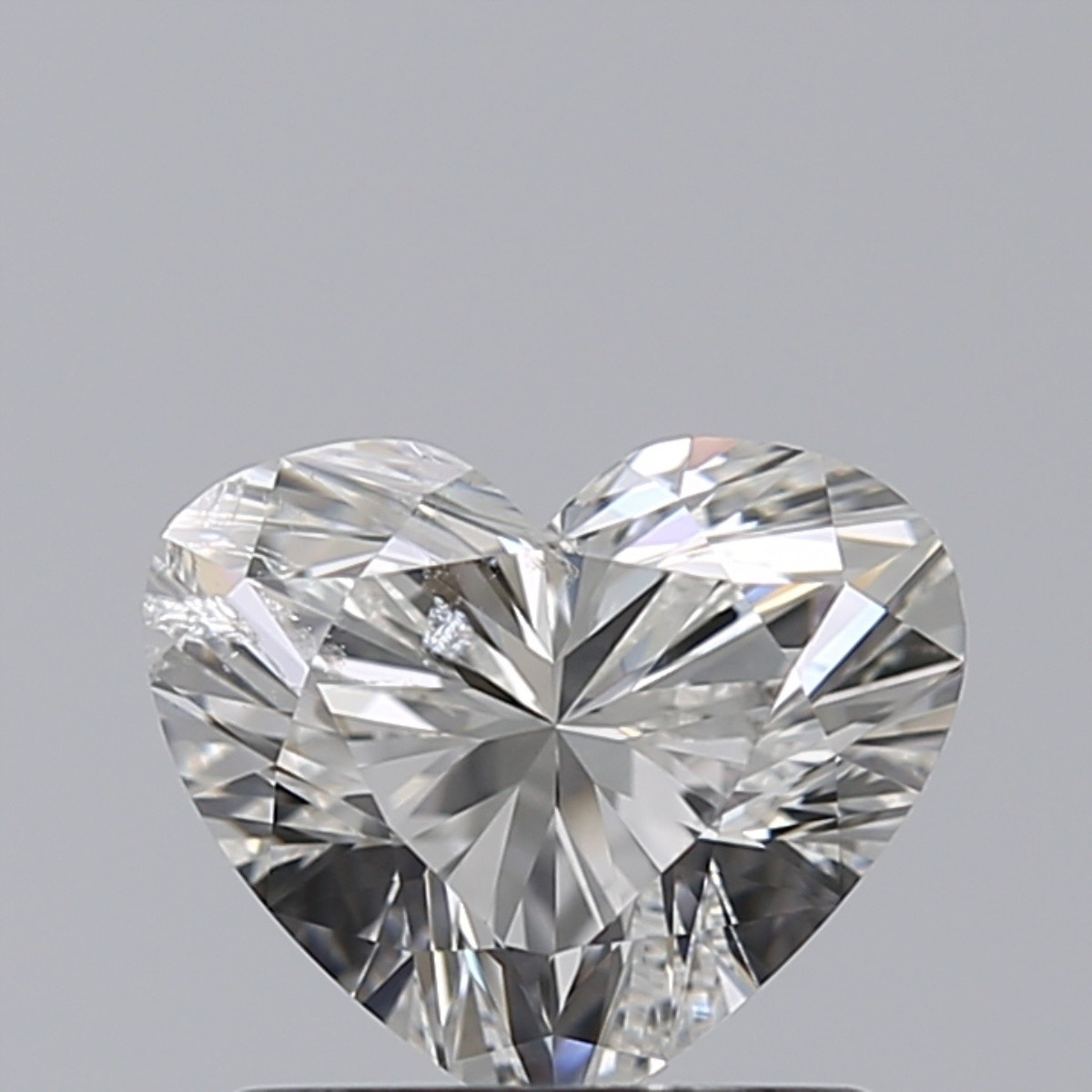1.01 Carat Heart Diamond (G/SI2)