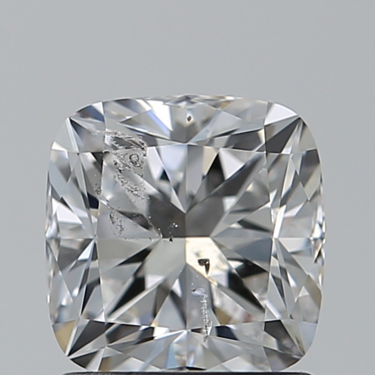 1.28 Carat Cushion Diamond (E/SI2)