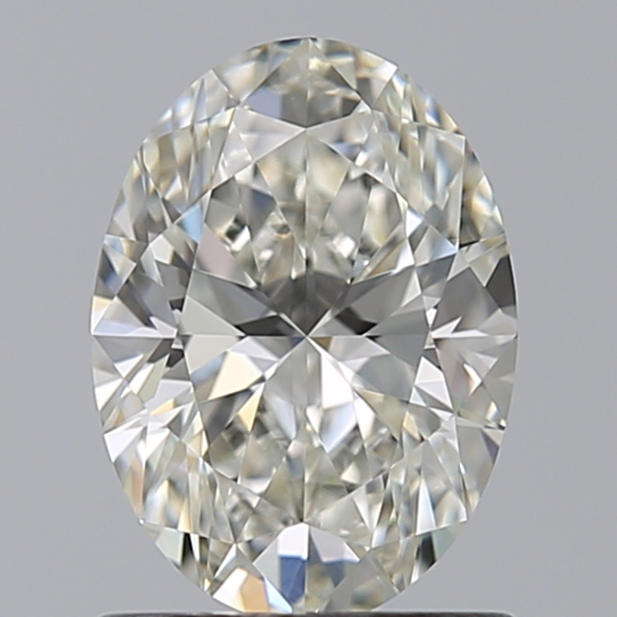 1.01 Carat Oval Diamond (I/VVS2)