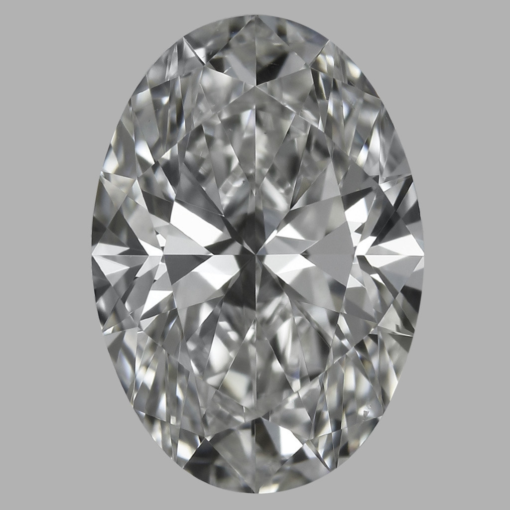 0.80 Carat Oval Diamond (G/VS2)