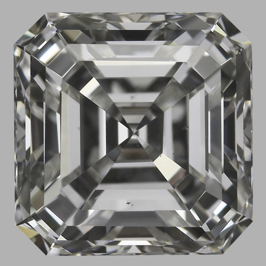 0.90 Carat Asscher Diamond (G/VS2)