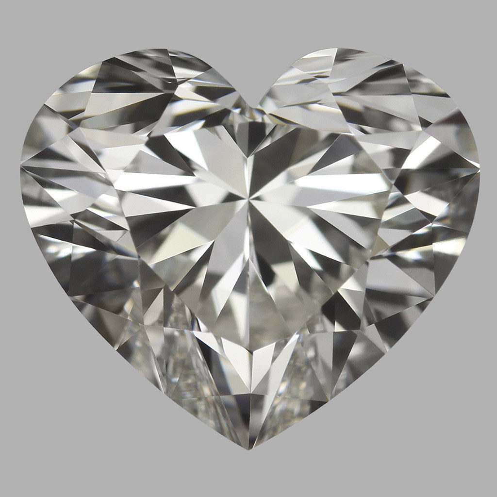 3.02 Carat Heart Diamond (J/VVS1)