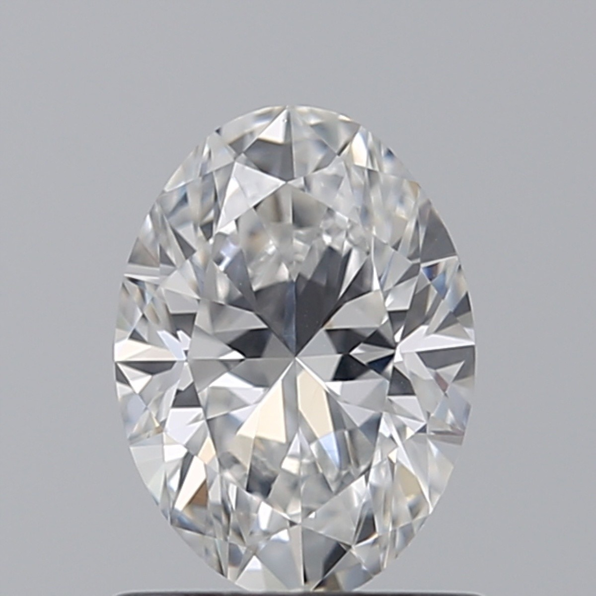 0.77 Carat Oval Diamond (E/VS1)