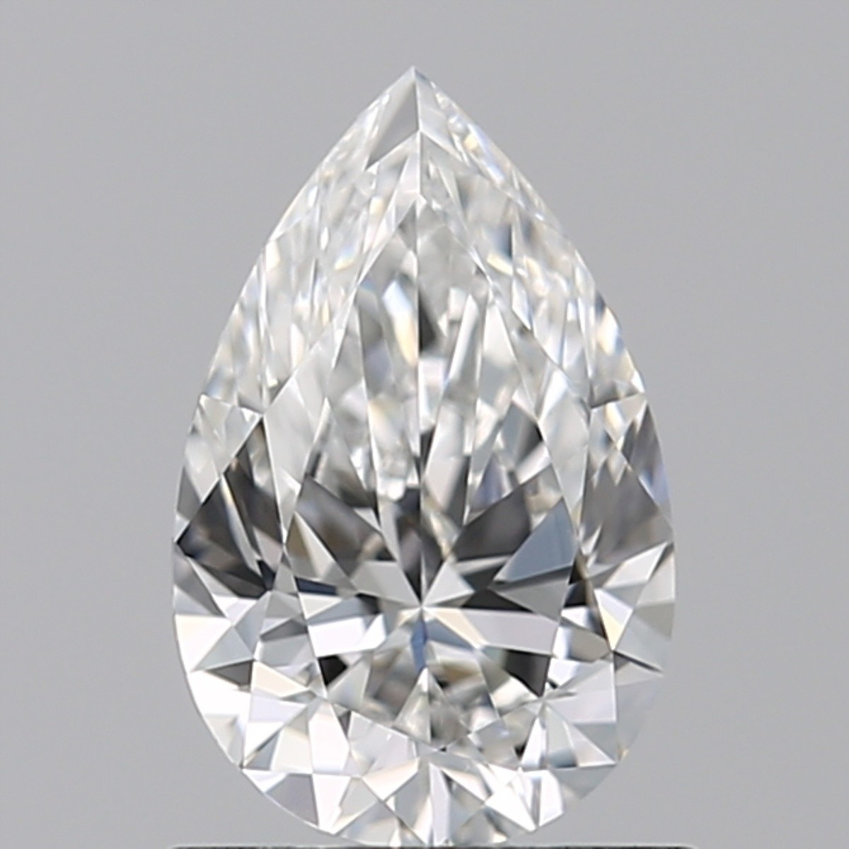 0.75 Carat Pear Diamond (E/IF)