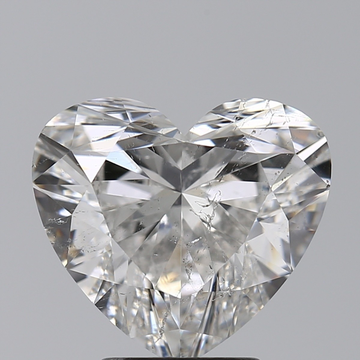 3.52 Carat Heart Diamond (F/SI2)