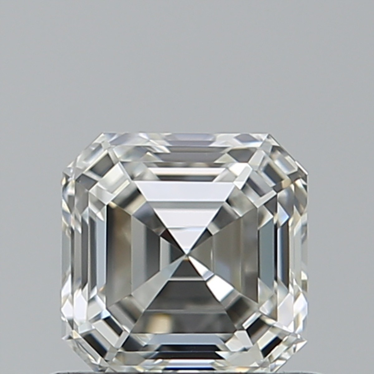 0.77 Carat Asscher Diamond (I/IF)