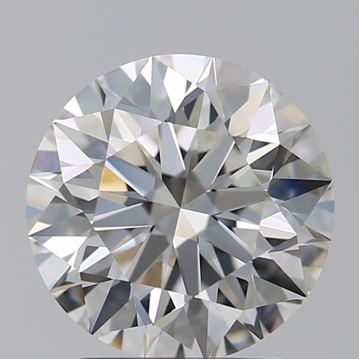 2.11 Carat Round Brilliant Diamond (G/VS1)