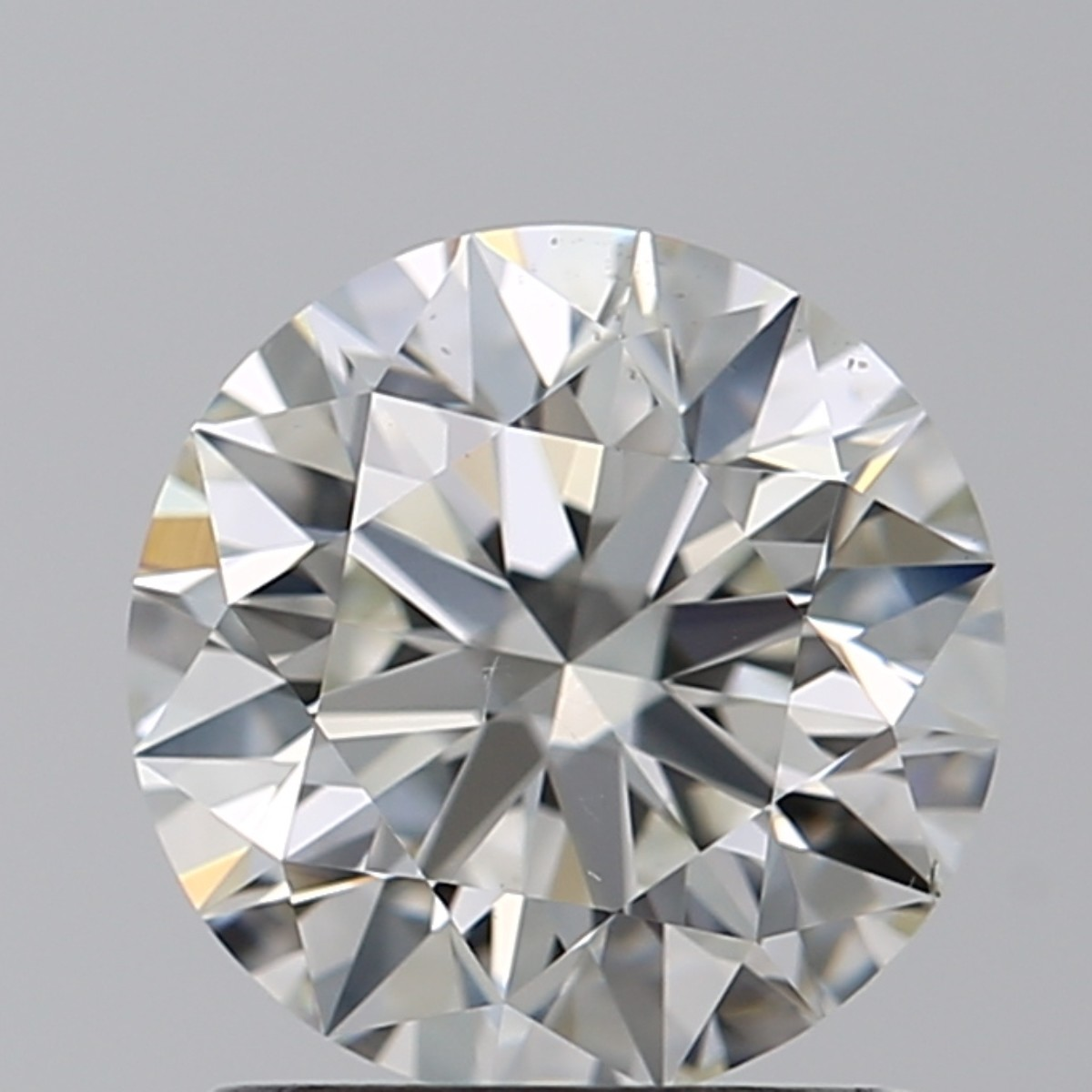 1.31 Carat Round Brilliant Diamond (H/SI1)