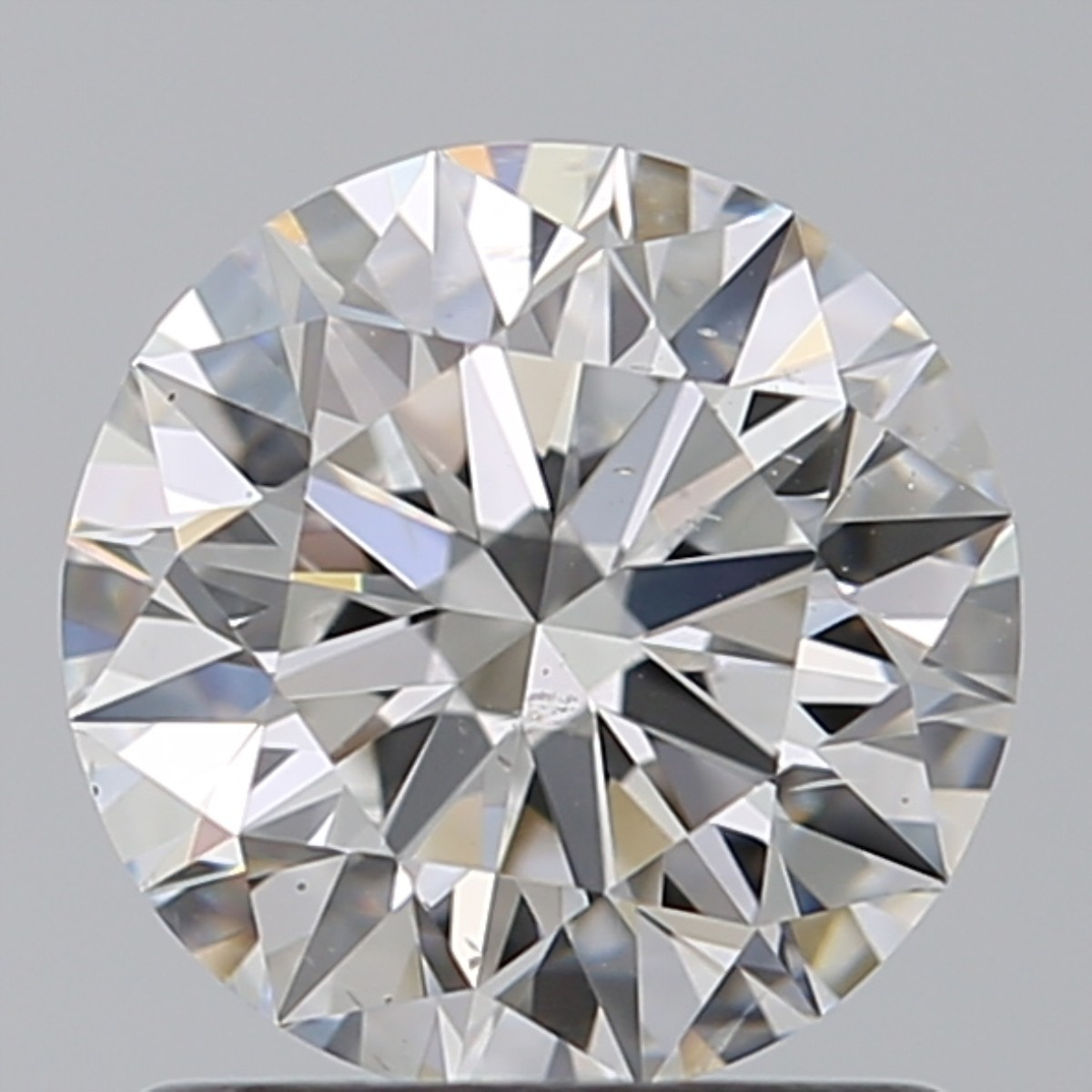 1.10 Carat Round Brilliant Diamond (E/SI1)