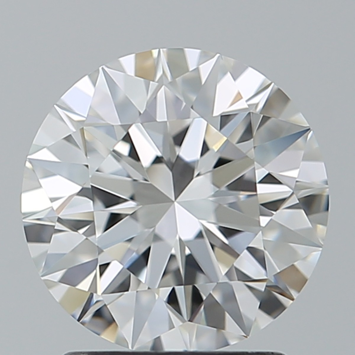 1.71 Carat Round Brilliant Diamond (F/VVS1)