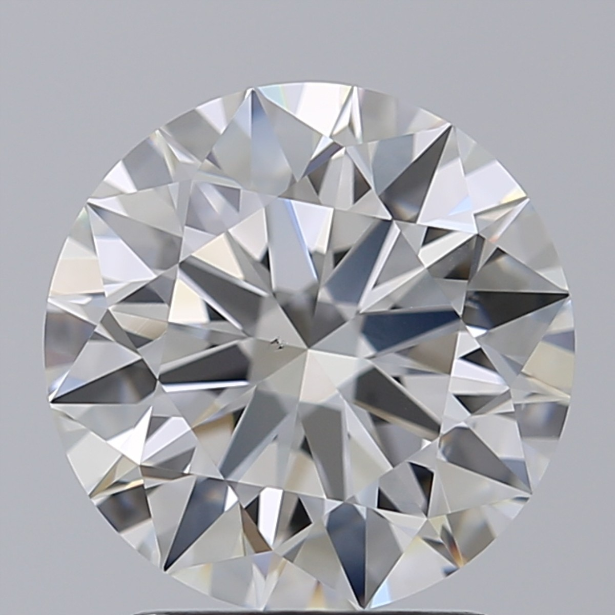 2.33 Carat Round Brilliant Diamond (F/VS2)