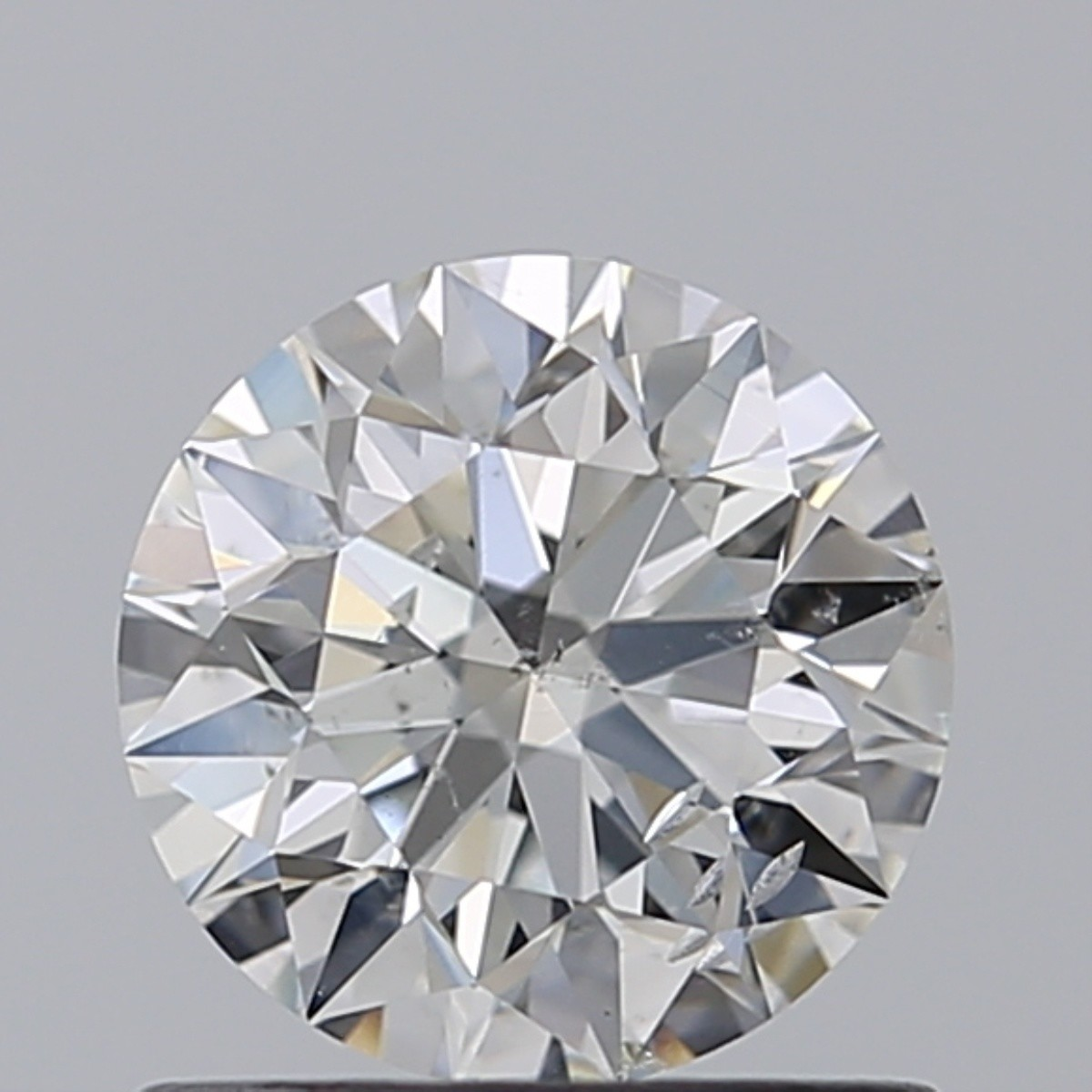 0.80 Carat Round Brilliant Diamond (H/SI2)
