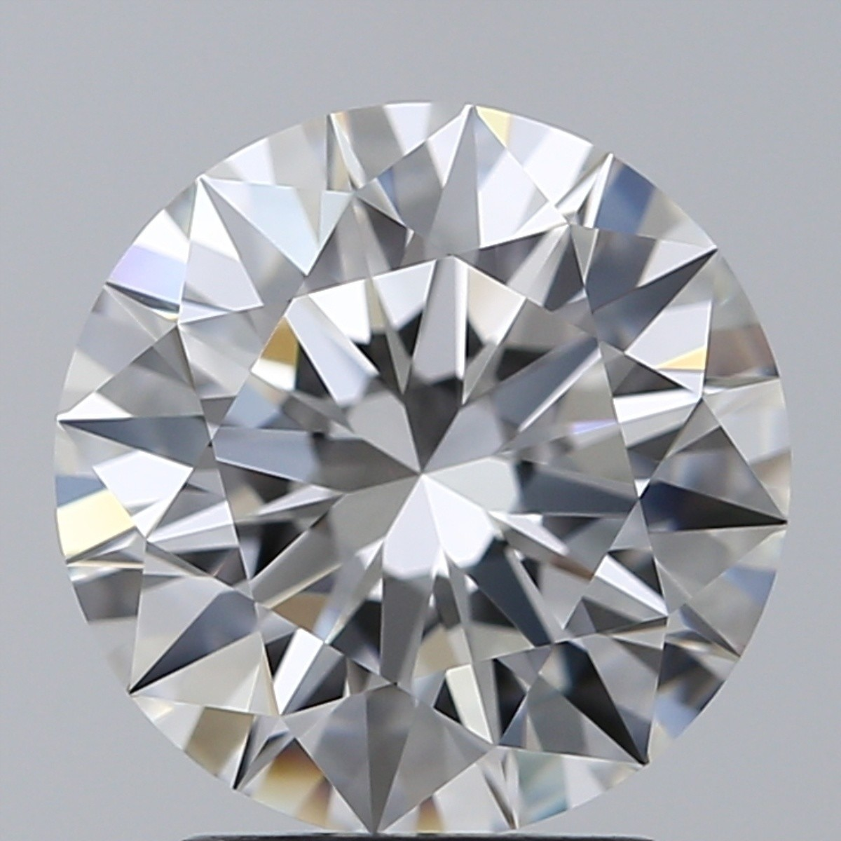 2.20 Carat Round Brilliant Diamond (E/IF)