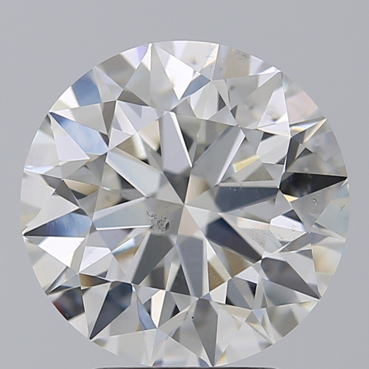 3.28 Carat Round Brilliant Diamond (G/SI1)