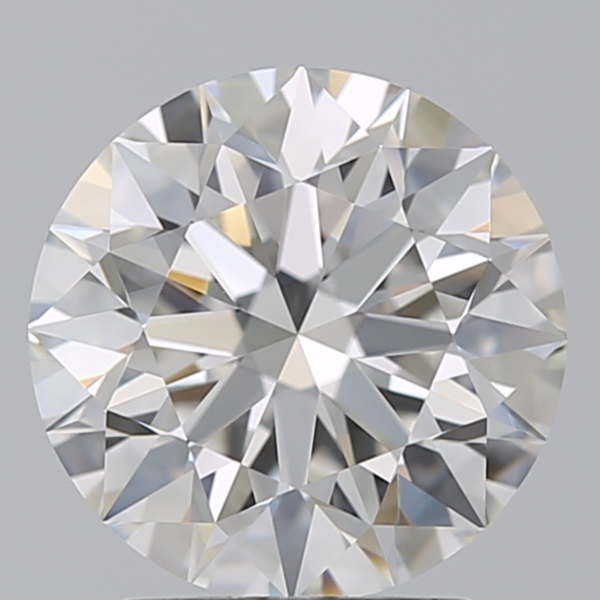 2.01 Carat Round Brilliant Diamond (G/VVS2)