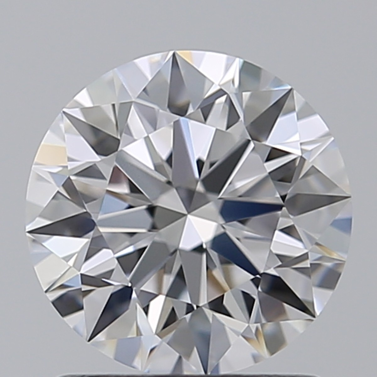 1.28 Carat Round Brilliant Diamond (D/FL)