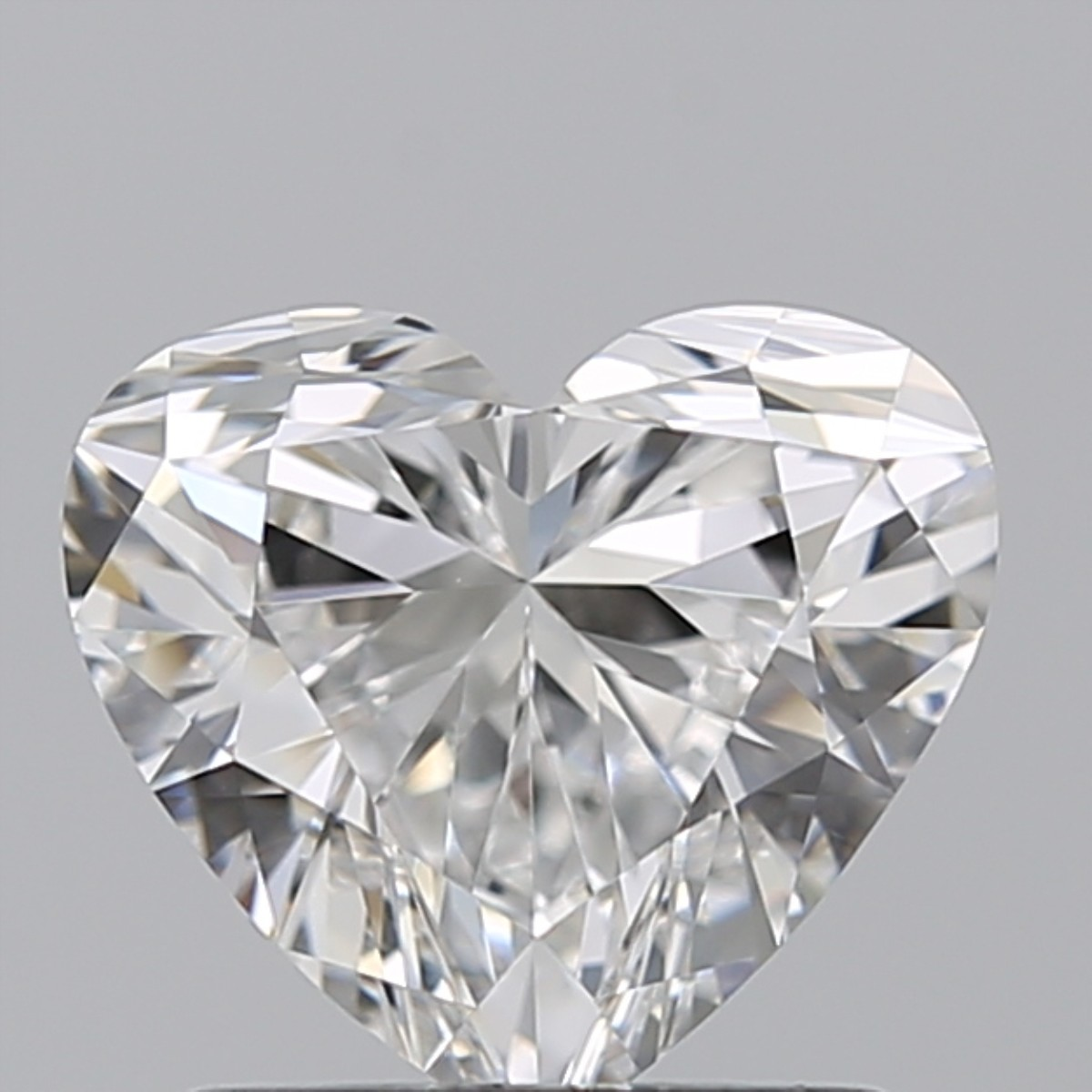 1.01 Carat Heart Diamond (E/IF)