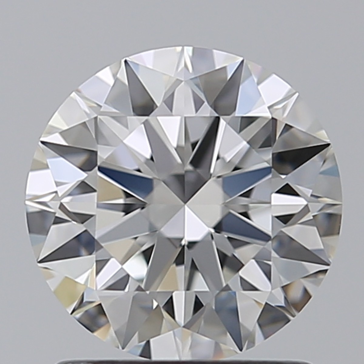 1.29 Carat Round Brilliant Diamond (F/VVS2)