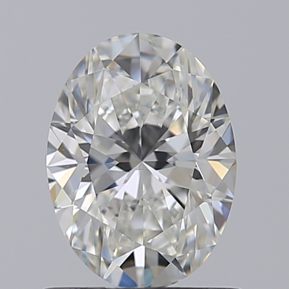 0.90 Carat Oval Diamond (G/VS1)