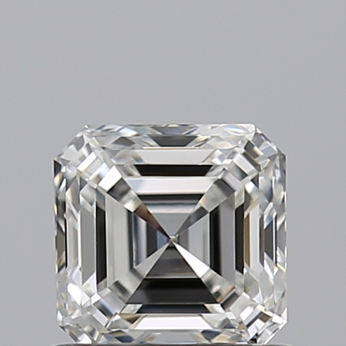 0.81 Carat Asscher Diamond (F/VS1)