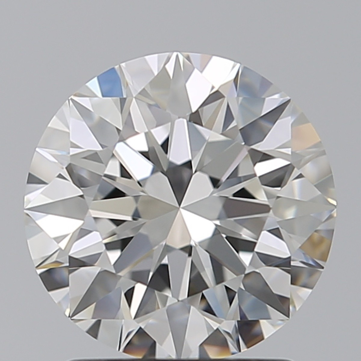 1.60 Carat Round Brilliant Diamond (F/VVS1)