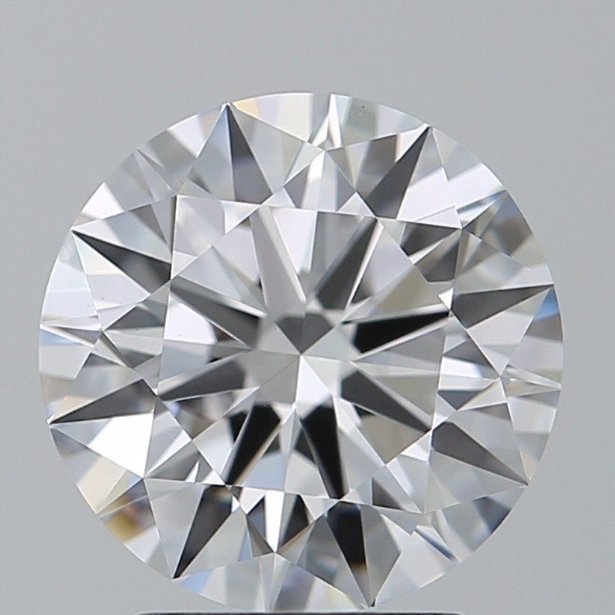 2.50 Carat Round Brilliant Diamond (D/VS1)