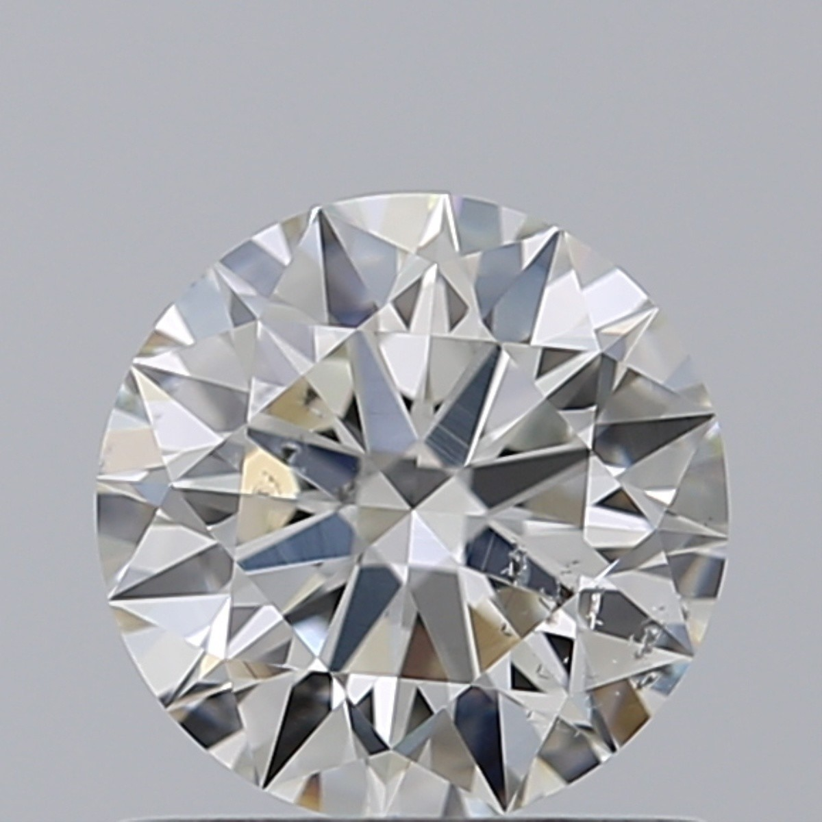 0.81 Carat Round Brilliant Diamond (I/SI2)