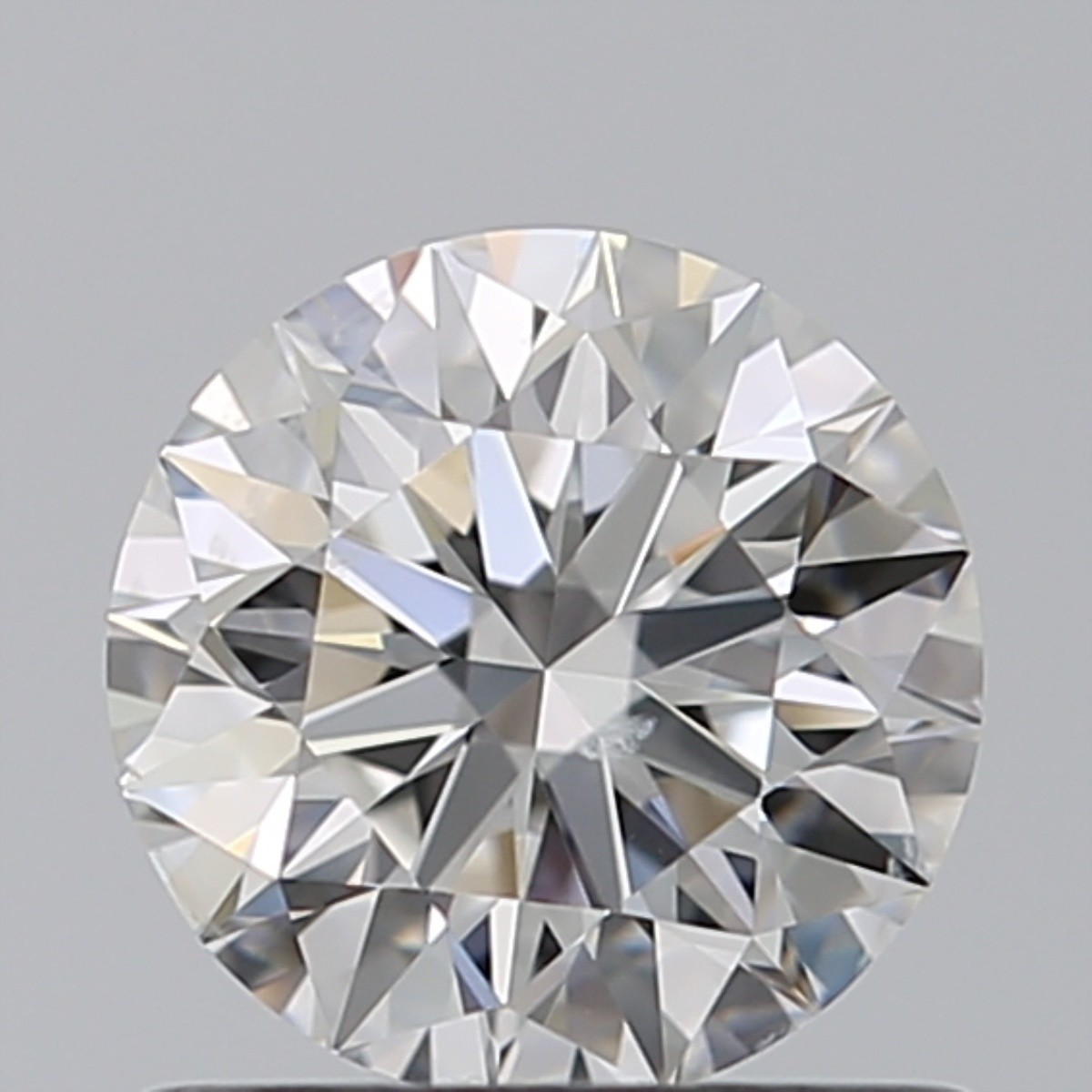 0.75 Carat Round Brilliant Diamond (E/SI1)