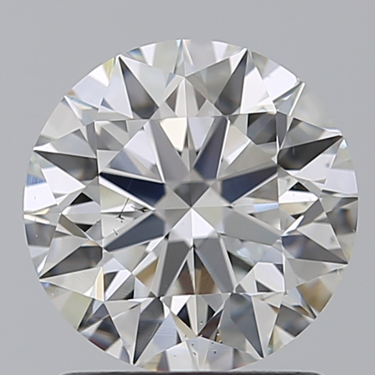 1.42 Carat Round Brilliant Diamond (G/SI1)