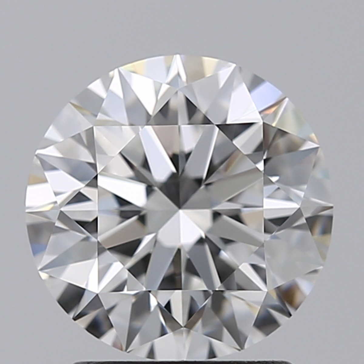 1.70 Carat Round Brilliant Diamond (E/VVS1)