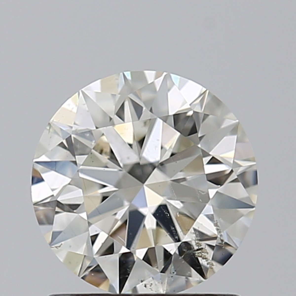 1.01 Carat Round Brilliant Diamond (J/SI2)